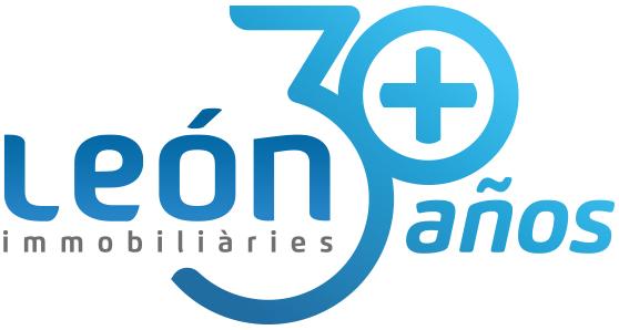 Logo Leon 30 años